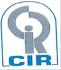 Logo de CIR