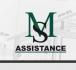 Logo de MS Assistance