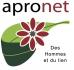 Logo de Apronet