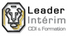Logo de Leader Interim
