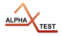 Logo de ALPHA TEST