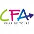 Logo de CFA Ville de Tours