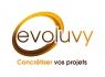 Logo de EVOLUVY