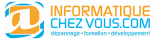 Logo de INFORMATIQUE CHEZ VOUS.COM
