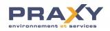 Logo de PRAXY