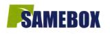 Logo de SAMEBOX