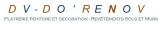Logo de DV DO RENOV
