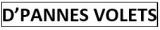 Logo de D'PANNES VOLETS