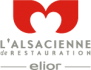 Logo de L'Alsacienne de restauration
