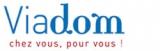 Logo de Viadom