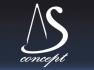 Logo de AS CONCEPT