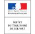 Logo de Préfécture du territoire de Belfort