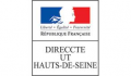 Logo de Direccte UT 92