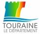 Logo de TOURAINE LE DEPARTEMENT