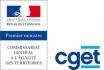 Logo de CGET